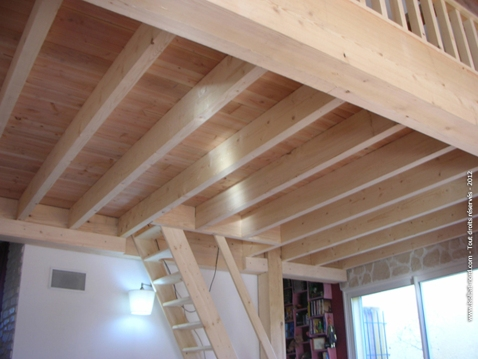 Bois isolbat for Plancher mezzanine